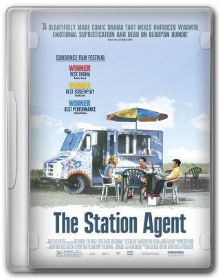 Capa do Filme O Agente da Estação