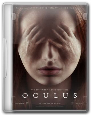 Capa do Filme Oculus