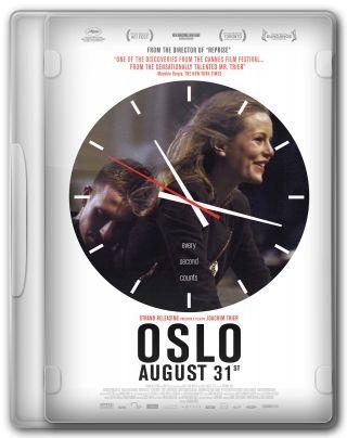 Capa do Filme Oslo, 31 de Agosto