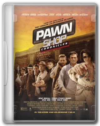 Capa do Filme Pawn Shop Chronicles