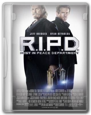 Capa do Filme R.I.P.D.: Agentes do Outro Mundo