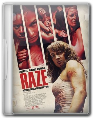 Capa do Filme Raze