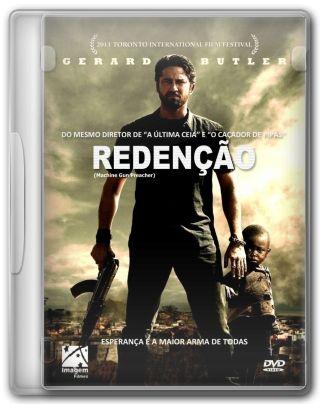 Capa do Filme Redenção