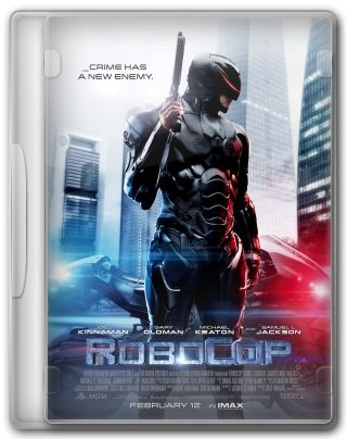 Capa do Filme RoboCop: A Origem
