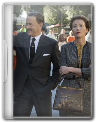Capa do Filme Saving Mr. Banks