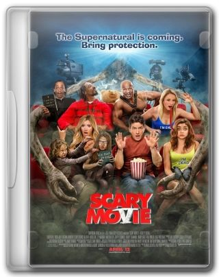 Capa do Filme Scary MoVie 5