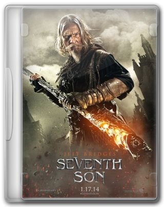Capa do Filme Seventh Son