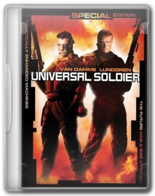 Capa do Filme Soldado Universal
