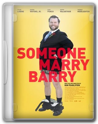 Capa do Filme Someone Marry Barry