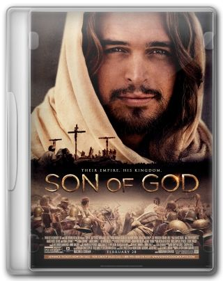 Capa do Filme O Filho de Deus