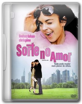 Capa do Filme Sorte no Amor