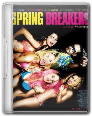 Capa do Filme Spring Breakers - Viagem de Finalistas
