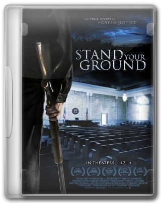 Capa do Filme Stand Your Ground