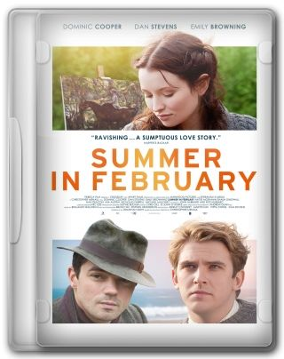 Capa do Filme Summer in February