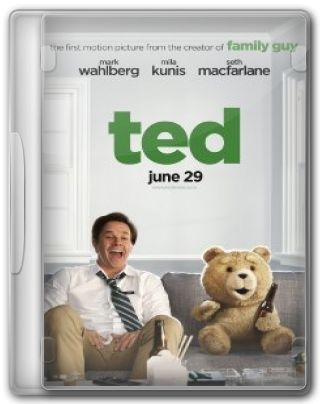 Capa do Filme Ted