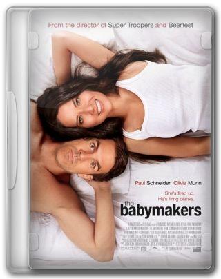 Capa do Filme Tudo Por Um Bebé