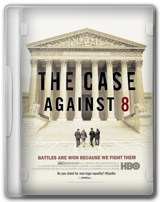 Capa do Filme The Case Against 8