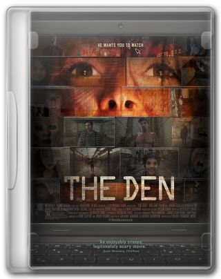 Capa do Filme The Den