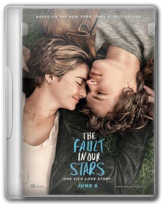 Capa do Filme A Culpa é das Estrelas