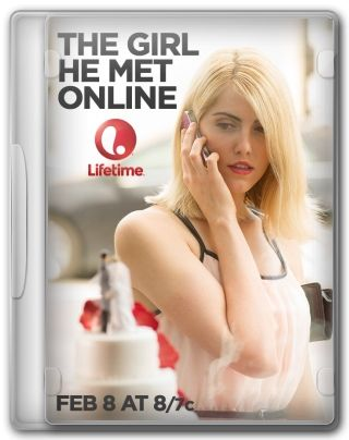 Capa do Filme The Girl He Met Online (TV Movie 2014)