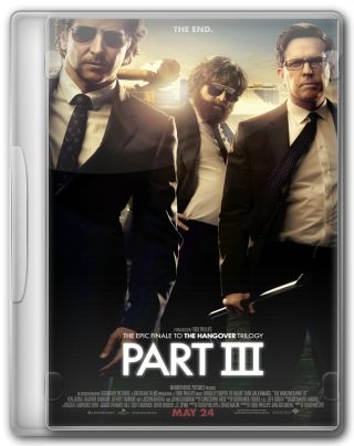 Capa do Filme The Hangover Part 3