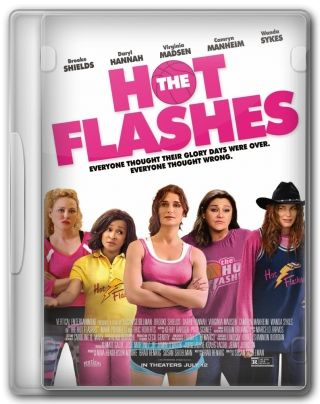 Capa do Filme The Hot Flashes