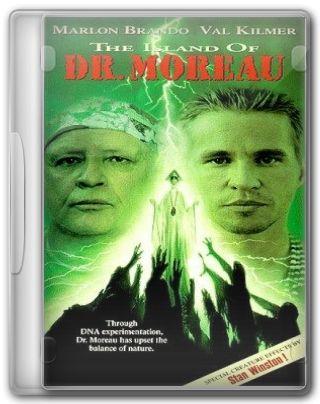 Capa do Filme A Ilha do Dr. Moreau
