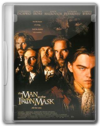 Capa do Filme O Homem da Máscara de Ferro