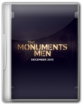 Capa do Filme The Monuments Men