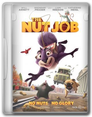 Capa do Filme The Nut Job