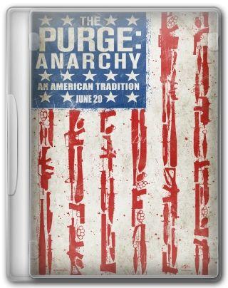 Capa do Filme The Purge Anarchy