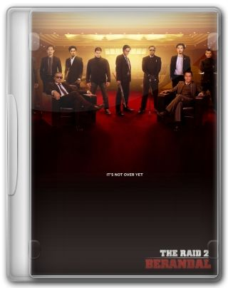 Capa do Filme The Raid 2 Berandal