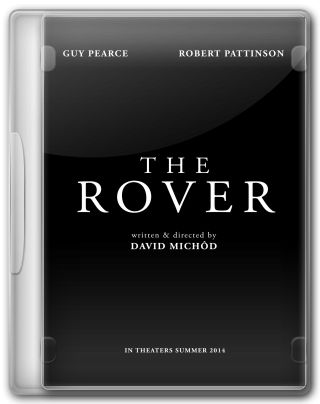Capa do Filme The Rover