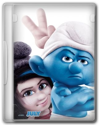Capa do Filme Os Smurfs 2
