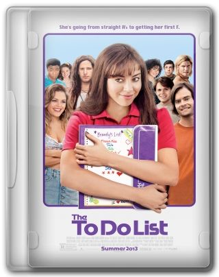 Capa do Filme The To Do List