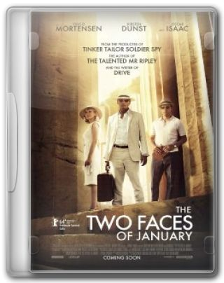 Capa do Filme The Two Faces of January