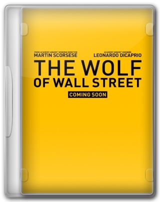 Capa do Filme The Wolf of Wall Street