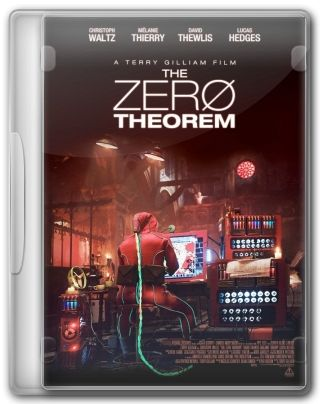 Capa do Filme The Zero Theorem