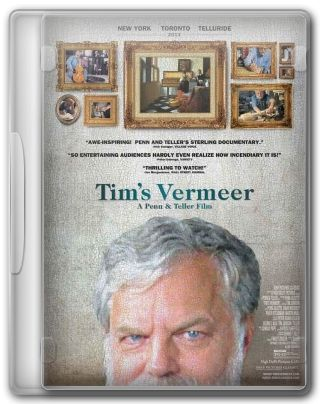 Capa do Filme Tim's Vermeer
