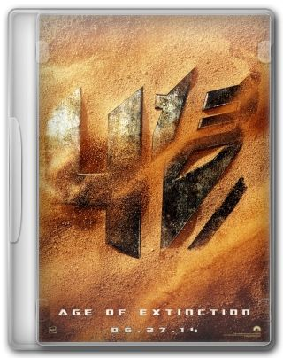 Capa do Filme Transformers: A Era da Extinção