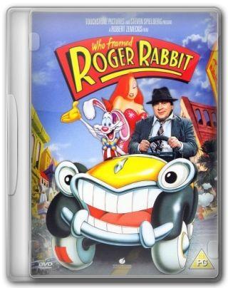 Capa do Filme Uma Cilada Para Roger Rabbit