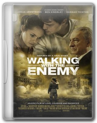 Capa do Filme Walking with the Enemy