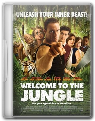 Capa do Filme Welcome to the Jungle