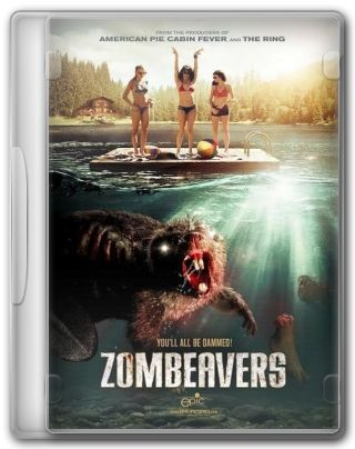 Capa do Filme Zombeavers