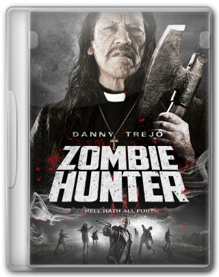 Capa do Filme Zombie Hunter