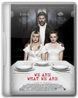 Capa do Filme We Are What We Are