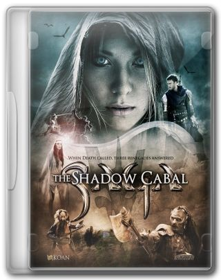 Capa do Filme Dragon Lore Curse Of The Shadow