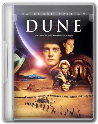 Capa do Filme Duna