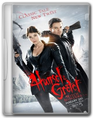 Capa do Filme Hansel and Gretel Witch Hunters