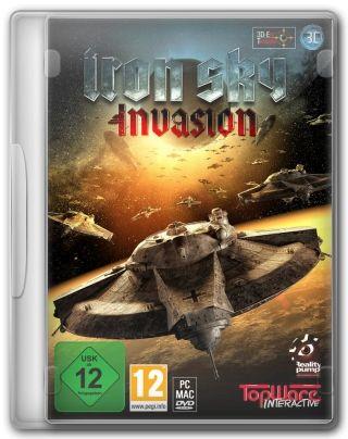 Capa do Jogo Iron Sky Invasion